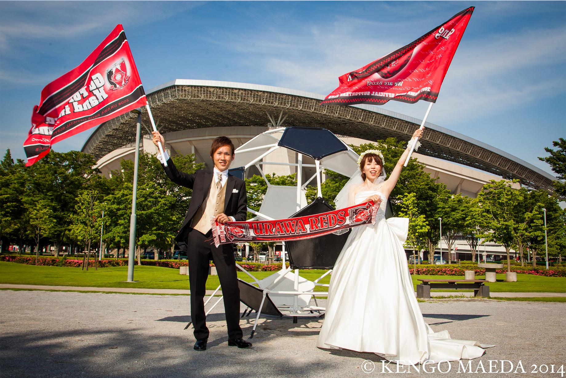 L-CLIP 結婚写真 お客様の声 H様夫妻 04